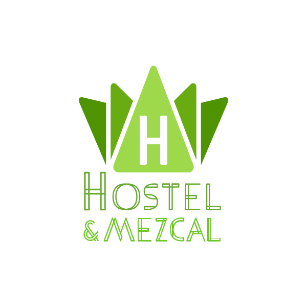 hostel and mezcal